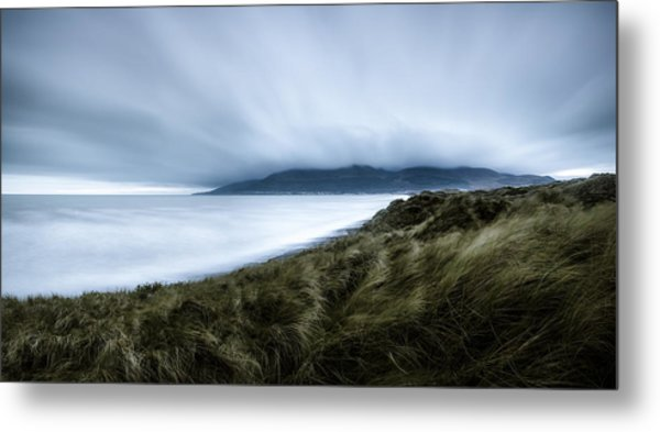 The Misty Mountains Of Mourne Metal Print
