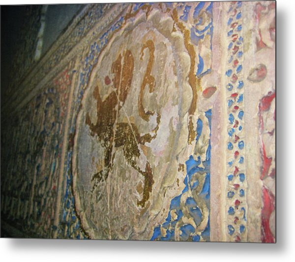 The Monastary Metal Print by JAMART Photography