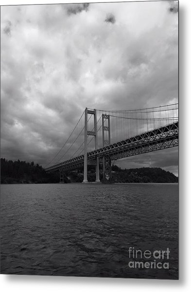 The Narrows Bridge Metal Print