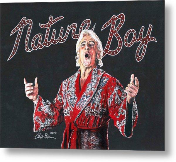 The Nature Boy, Ric Flair Metal Print