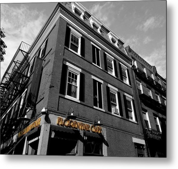 The North Side Metal Print
