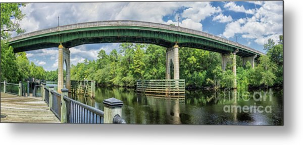 The Old Conway Bridge Metal Print