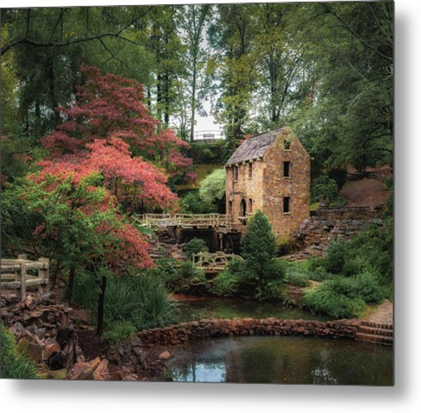 The Old Mill 5x6 Metal Print