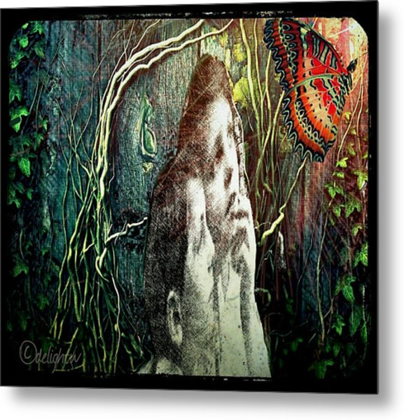 The Only Word... Metal Print