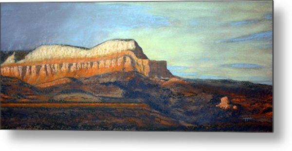 The Parthenon Metal Print by Carl Capps