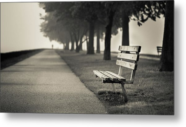 The Path To Rest Metal Print