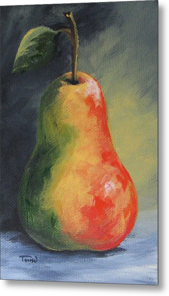 The Pear Chronicles 005 Metal Print