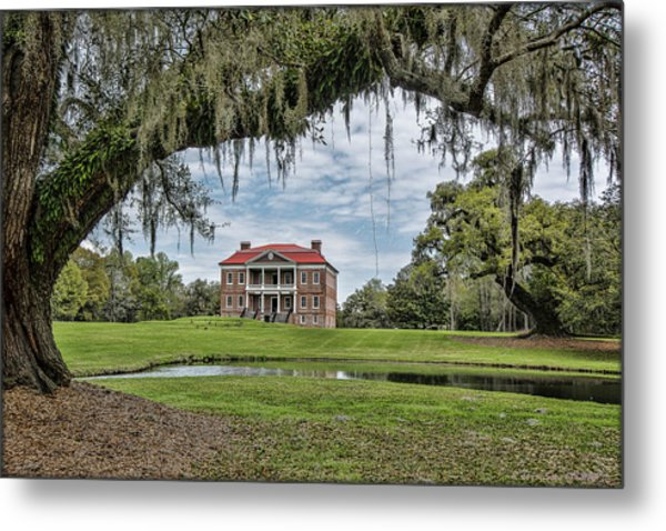 The Plantation Metal Print