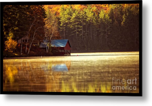 The Point 3 Metal Print