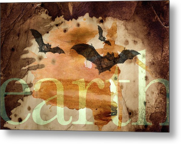 The Potency Of Acceptance Metal Print