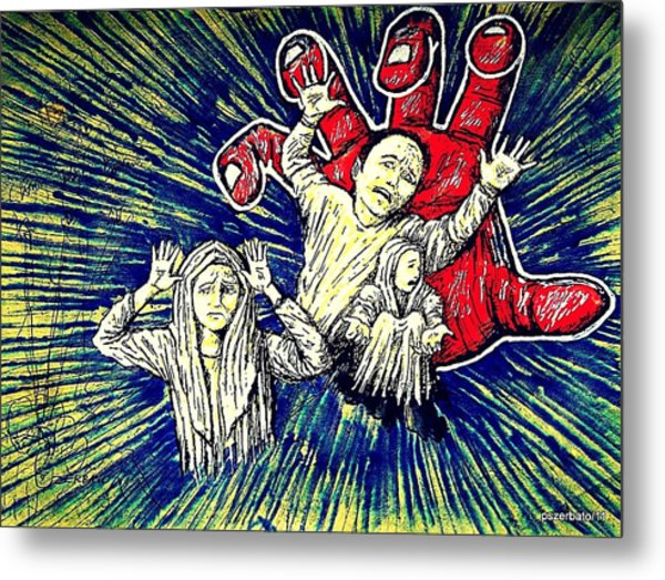 The Power Of Owning Metal Print by Paulo Zerbato