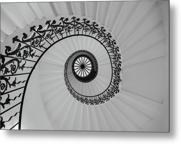 The Queens House Metal Print