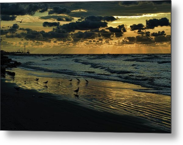 The Quiet In My Soul Metal Print