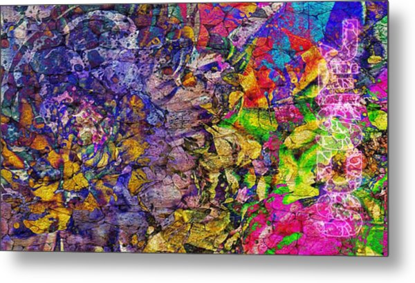 The Repairer Of The Breach Metal Print