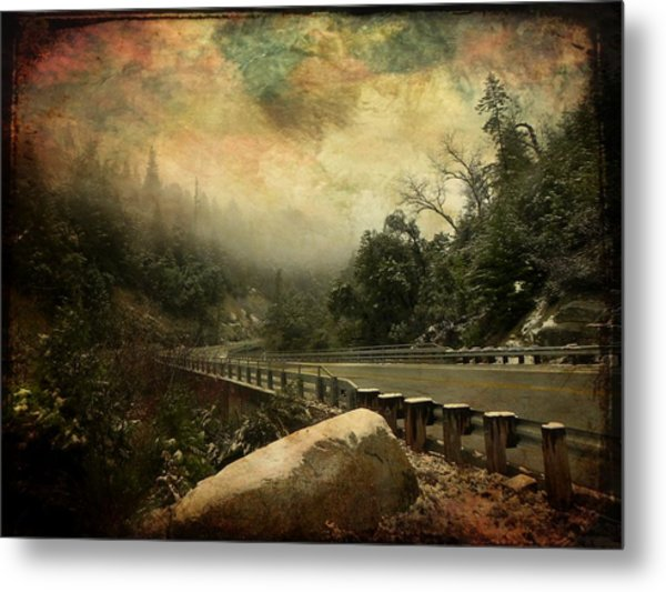The Road To Everywhere Metal Print