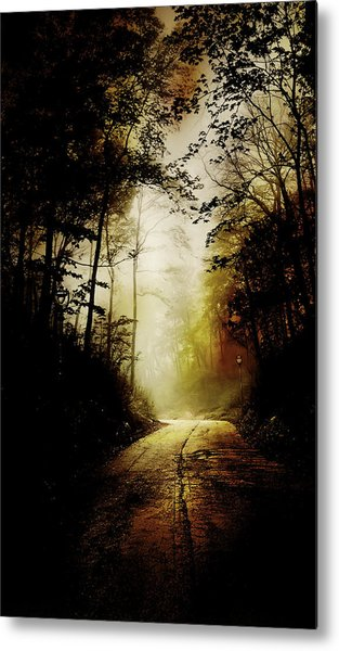 The Road To Hell Take 2 Metal Print