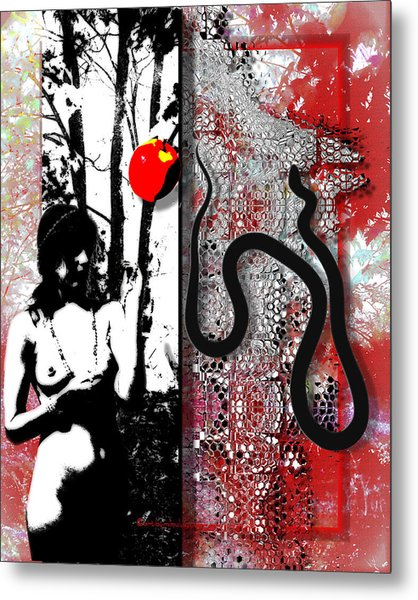 The Same Old Story - All About Eve Metal Print