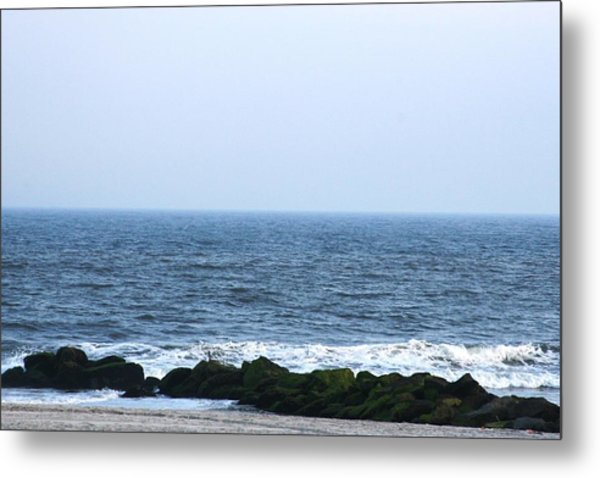The Sea 2 Metal Print by Paul SEQUENCE Ferguson             sequence dot net
