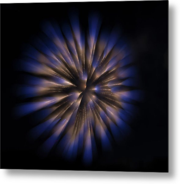 The Seed Of A New Idea Metal Print