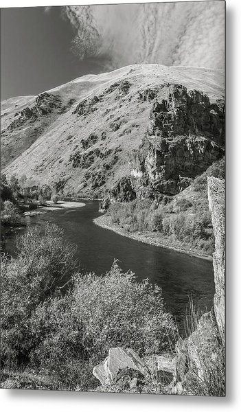 South Fork Boise River 3 Metal Print