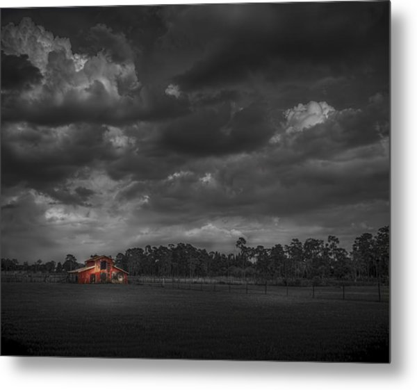 The South Forty Metal Print