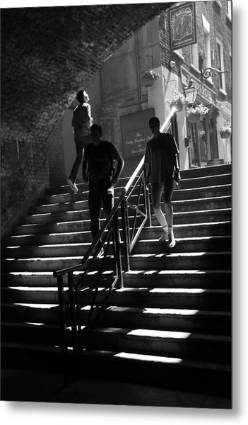 The Sunbeam Trilogy - Part 2 Metal Print