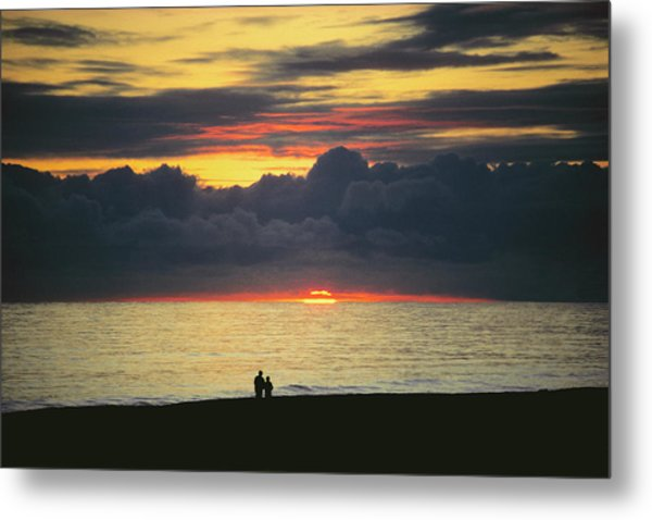 The Sundowners Metal Print