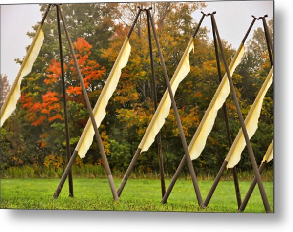 The Third Iteration Metal Print by JAMART Photography