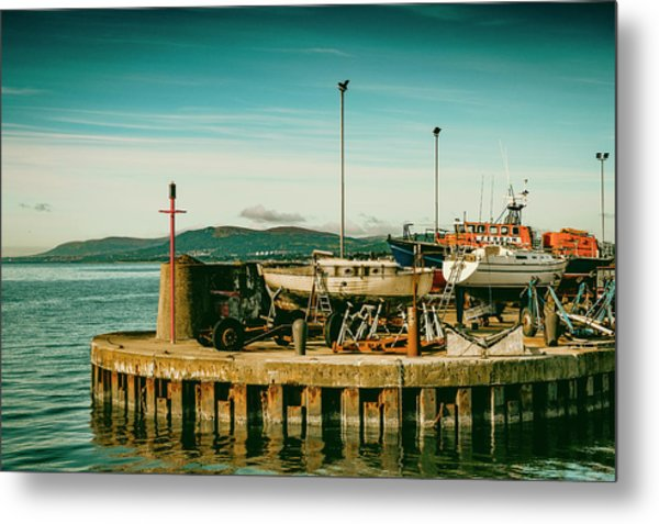 The Transport Metal Print