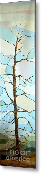 The Tree Sky Song Metal Print by Judith Espinoza