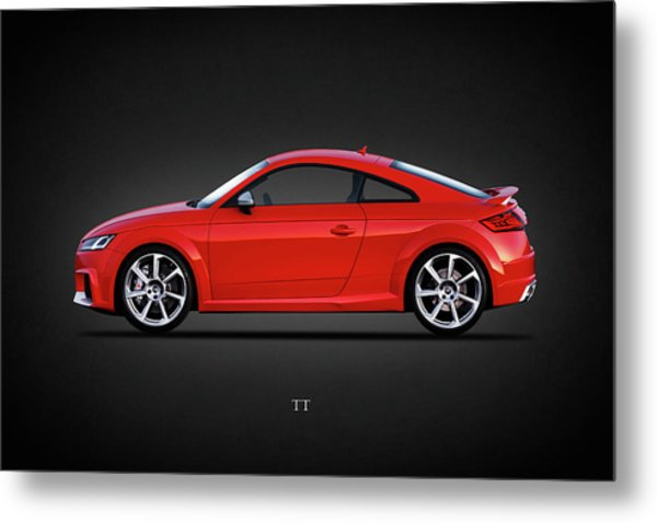 The Tt Coupe Metal Print