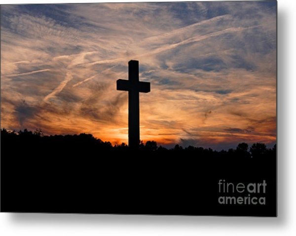 The Ultimate Sacrifice Metal Print