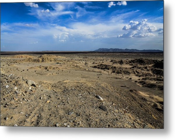 The Vastness Metal Print