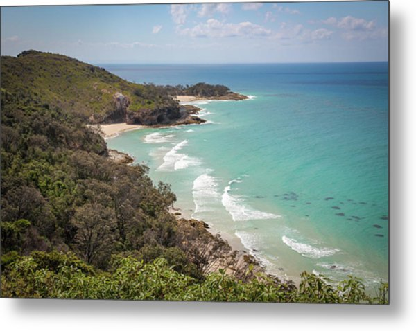 The View From The Cape Metal Print