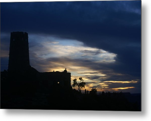 The Watch Tower Metal Print
