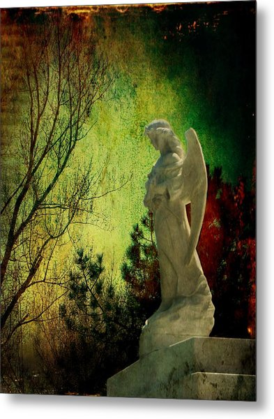 The Watcher Metal Print