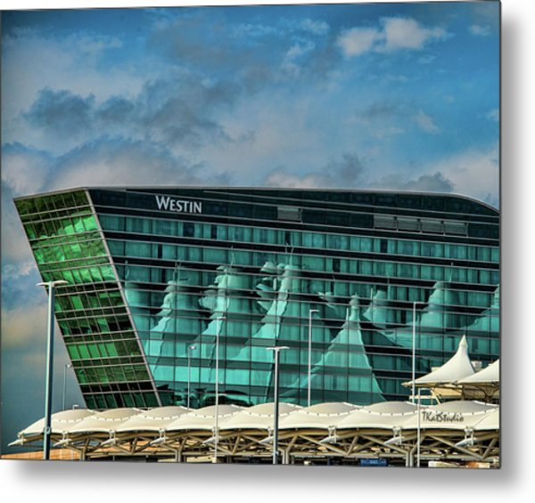 The Westin At Denver Internation Airport Metal Print