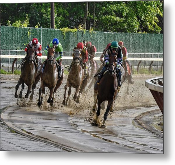 Diversify Winning The Whitney 2018 Metal Print