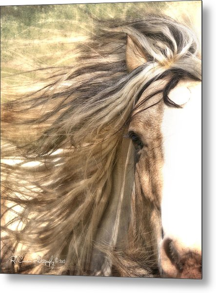 The Wild Side Metal Print