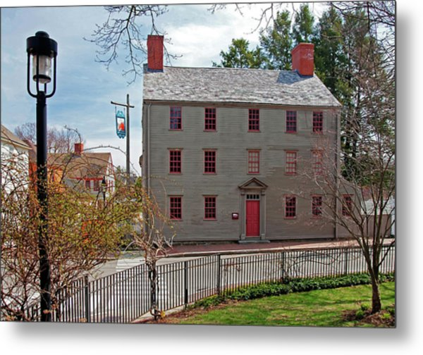 The William Pitt Tavern Metal Print