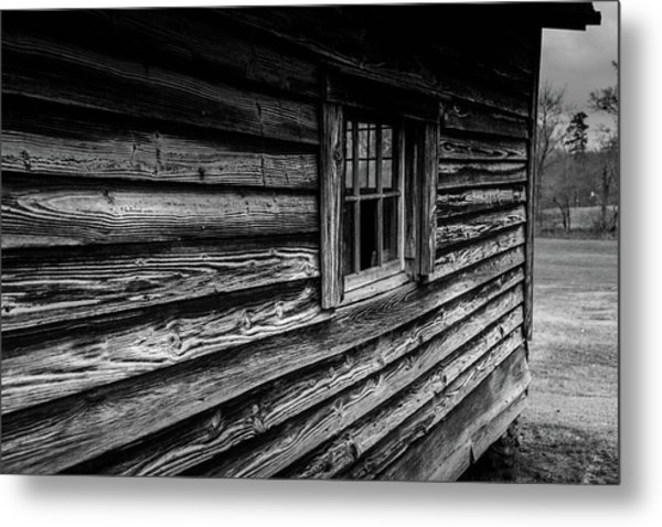 Metal Print featuring the photograph The Window by Doug Camara