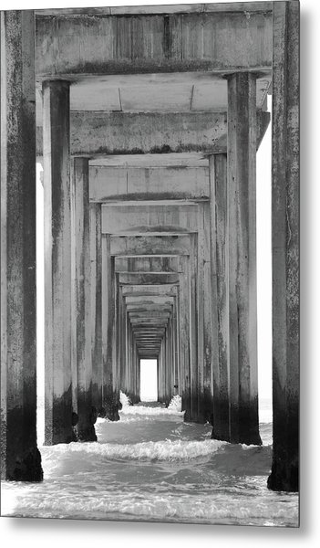 Think Outside Of The Box Metal Print