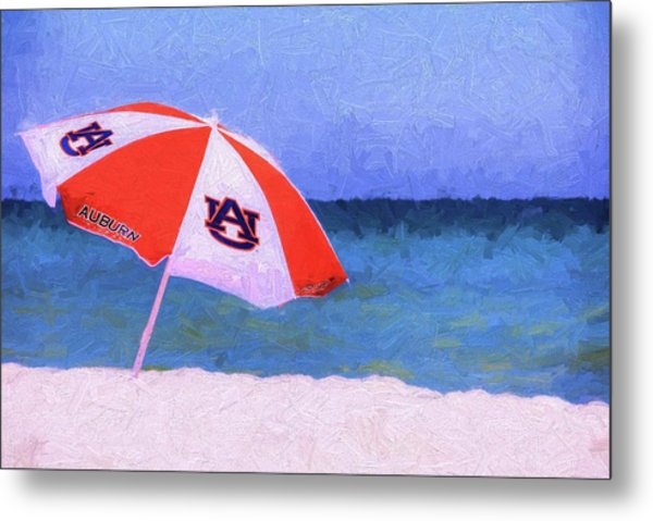 This Is Auburn Metal Print by JC Findley