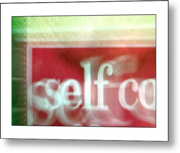 This Is Me Being Me And Thats Just The Way I Am Metal Print by Jez C Self