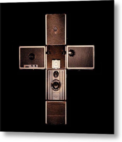 This Is My Religion  Metal Print