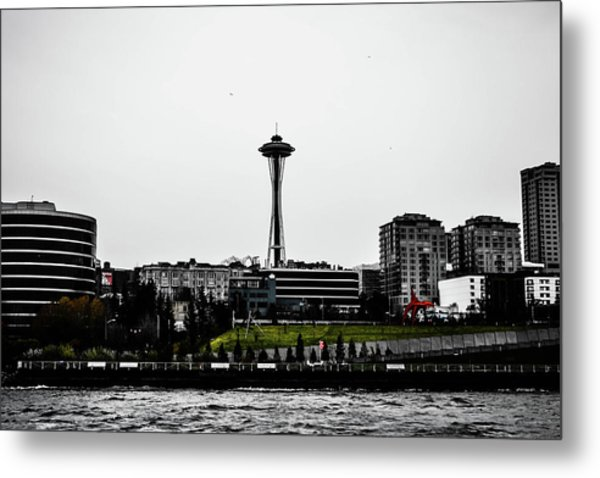 This Is Seattle  Metal Print