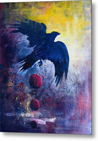 This Mystery Explore Metal Print by Sandy Applegate