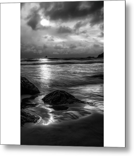 This Photograph Was Taken At Lower Metal Print