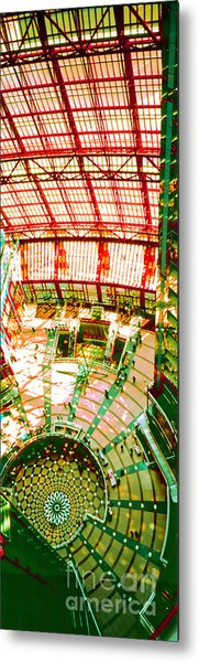 Thompson Center Metal Print