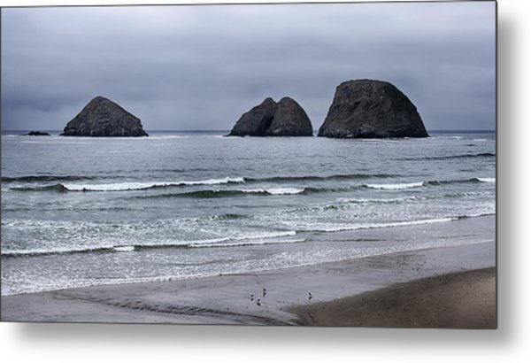 Three Arches Metal Print